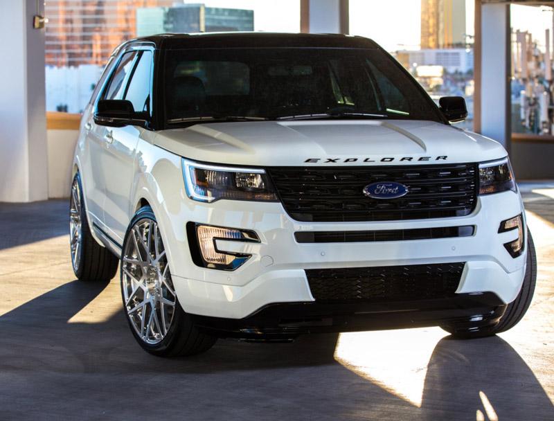 explorer base model  friendly ford