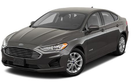 2019 Fusion Hybrid SE